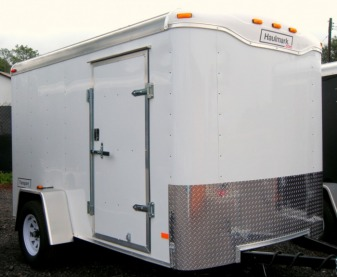 Model TST6X10DS2 & Enclosed Trailers - Rogers Trailer LLC